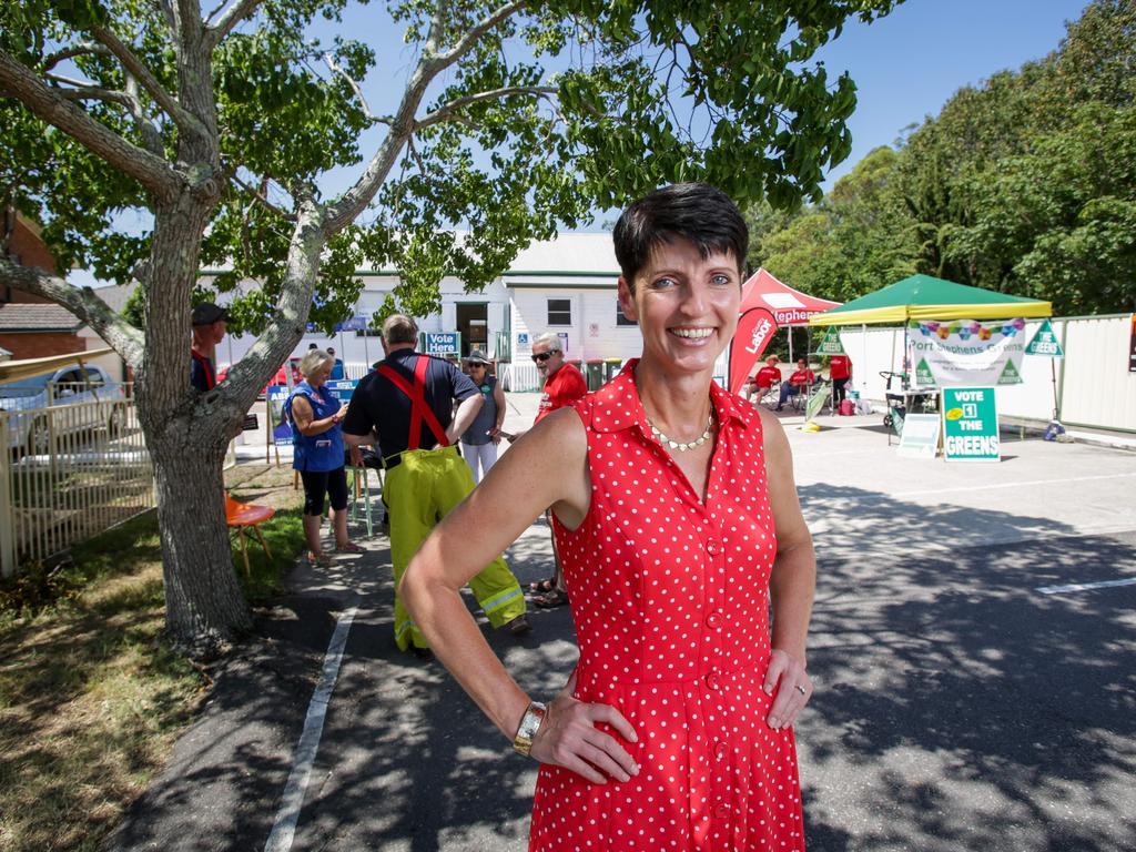 NSW opposition rural health spokeswoman Kate Washington.