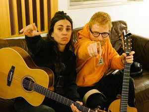 Amy Shark and Ed Sheeran's love song