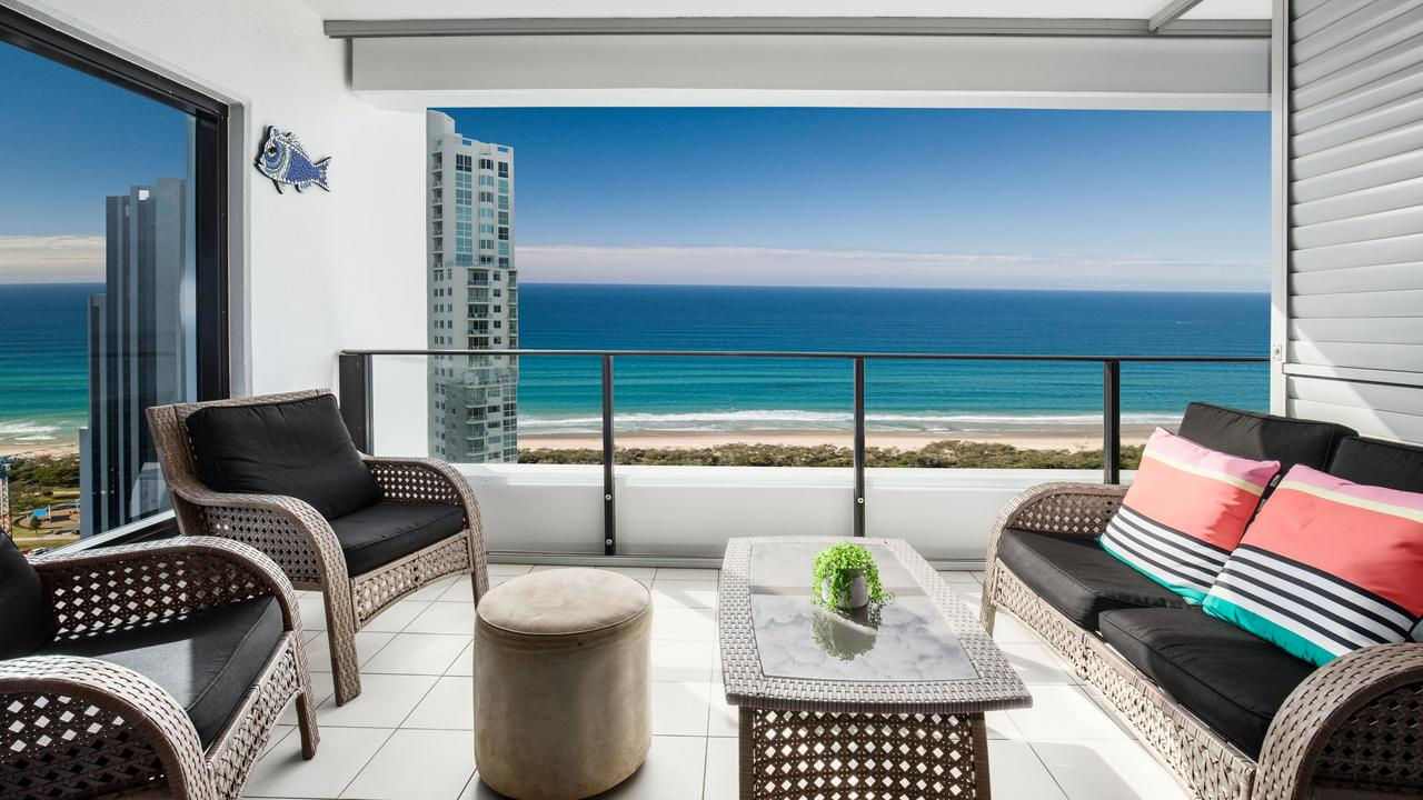 Ultra Broadbeach is among the travel offers available through Discover Queensland. Picture: Contributed