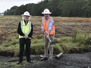 500 jobs to be created as big Ballina project gets under way