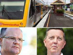 Political foes to 'join forces' in Nambour rail push