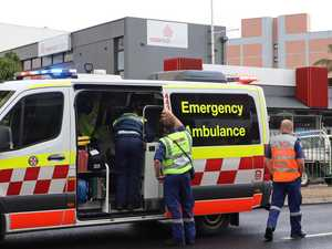 Baby taken to hospital after four-vehicle pile up in CBD