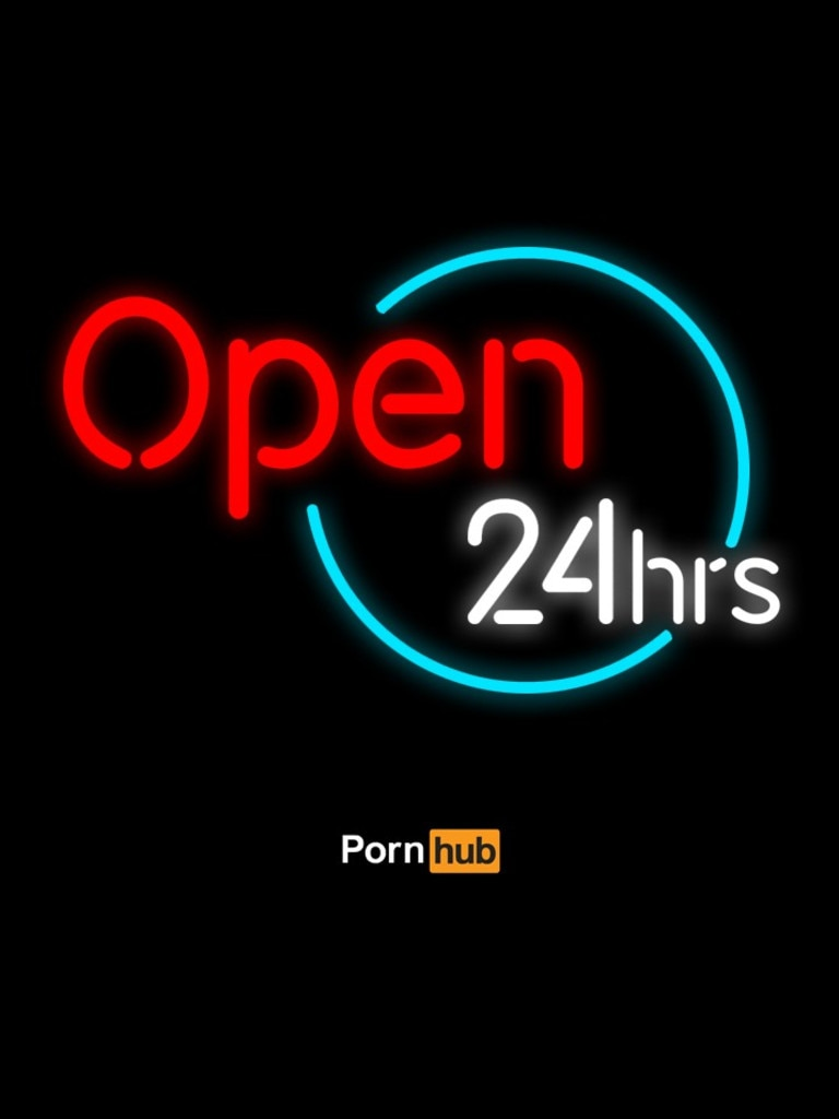 The world's biggest porn site, Pornhub was visited more than 40 billion times in 2019.