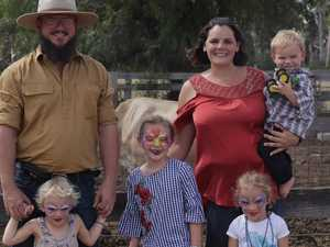Inland Rail could 'annihilate' Southern Downs family farm
