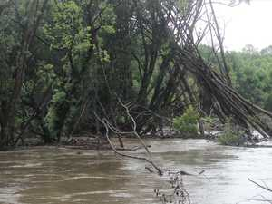 BIG RAIN: Flood watch issued for rivers