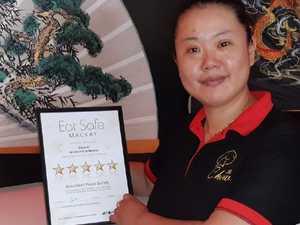 Three Mackay restaurants gain five-star food safety rating