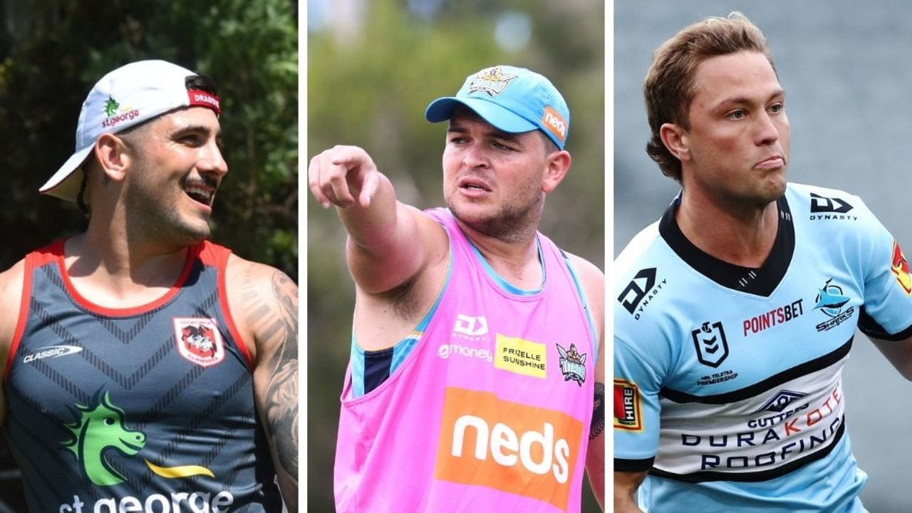 They each have a different story, but one common thread unites every one of these NRL players with a point to prove in 2021.