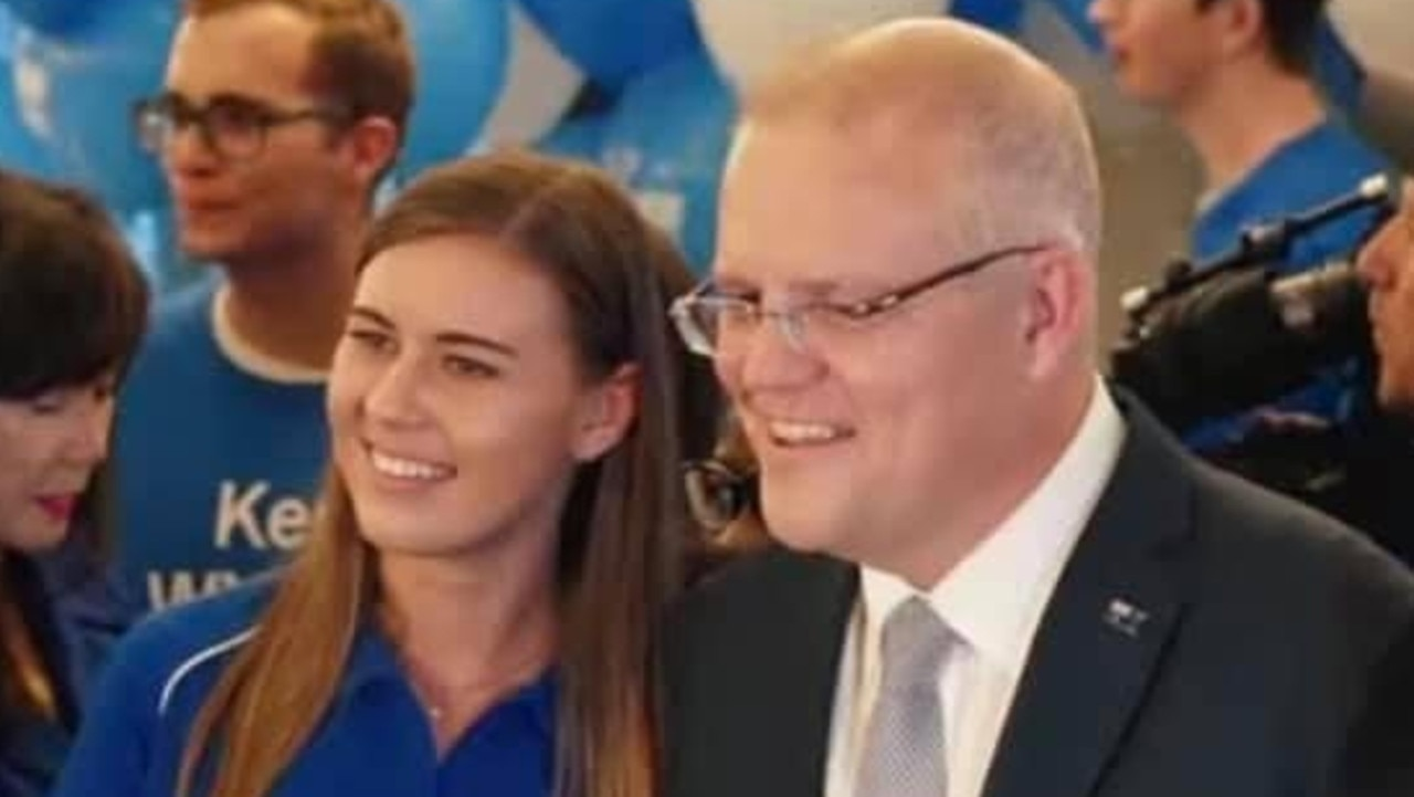 Leaked texts indicating an adviser to Scott Morrison was told of an alleged rape in Parliament House will be examined in an internal investigation.