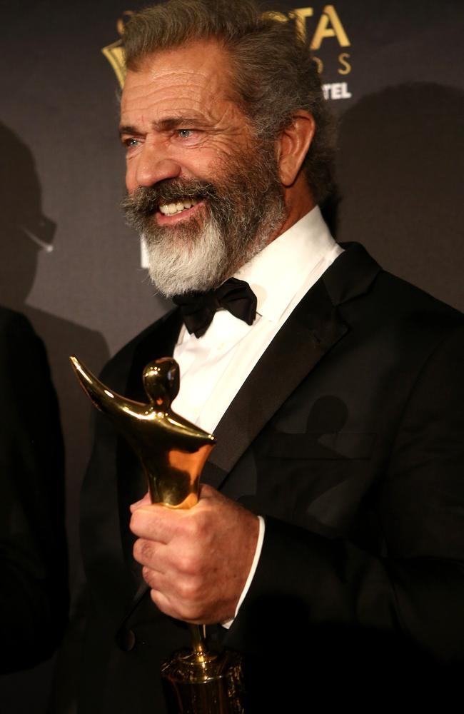 Andrew Gibson's older brother Mel Gibson is one of the wealthiest actors of all time, worth $425 million. Picture Chris Pavlich