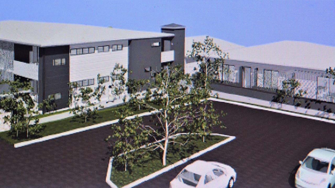 This commercial and affordable residential development is being assessed by Noosa Council.