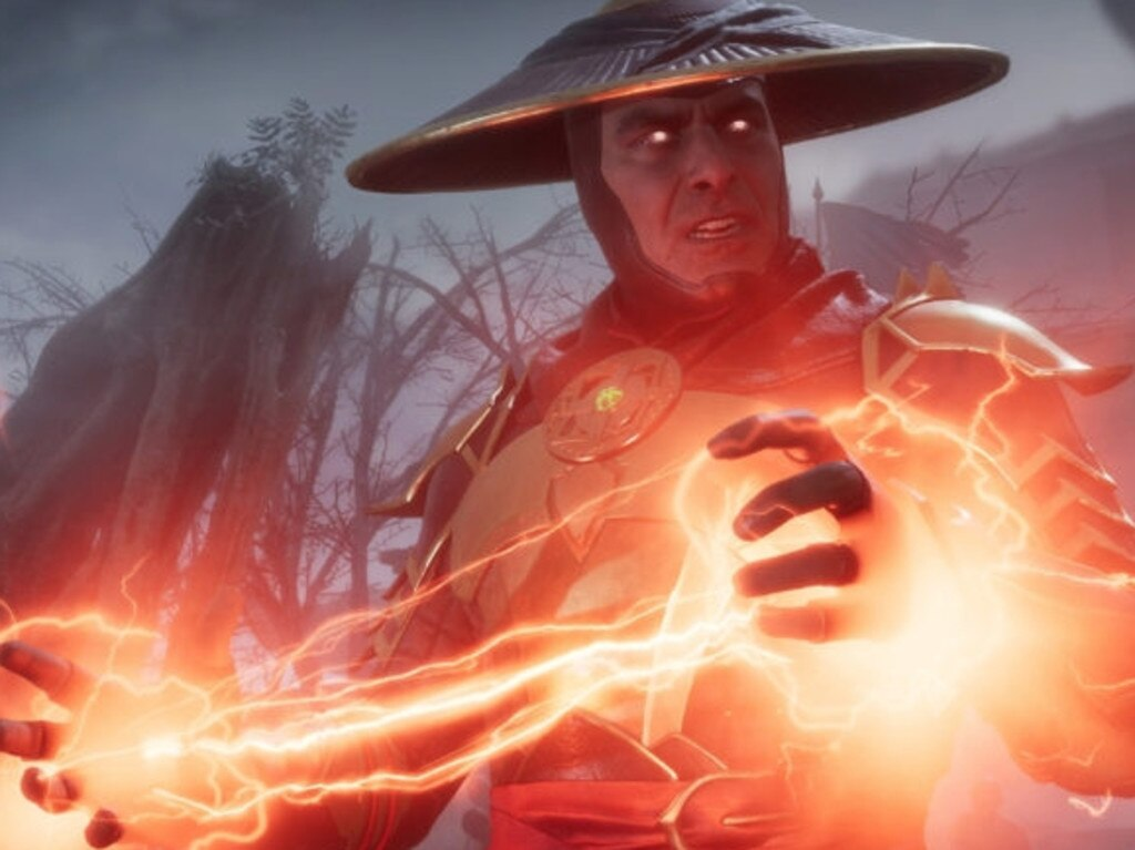 Mortal Kombat will be released in April. Picture: Warner Brothers