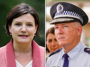 Jodi McKay blasted for criticising top cop's NRL job