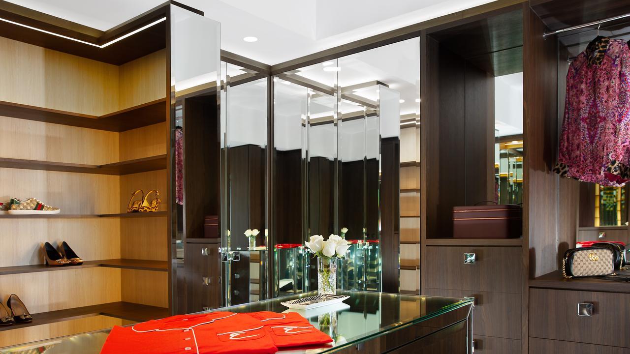 Robe envy: Emporium Hotel Parklands Penthouse Suite