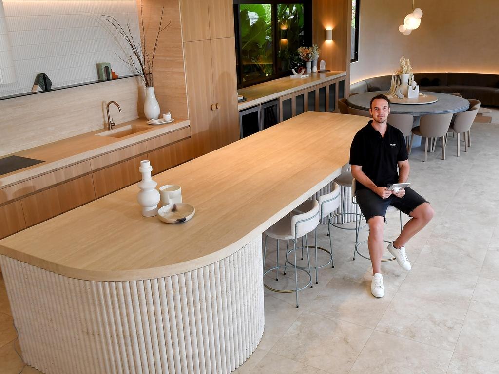 Home tech can alter your home lifestyle. Picture: John Gass