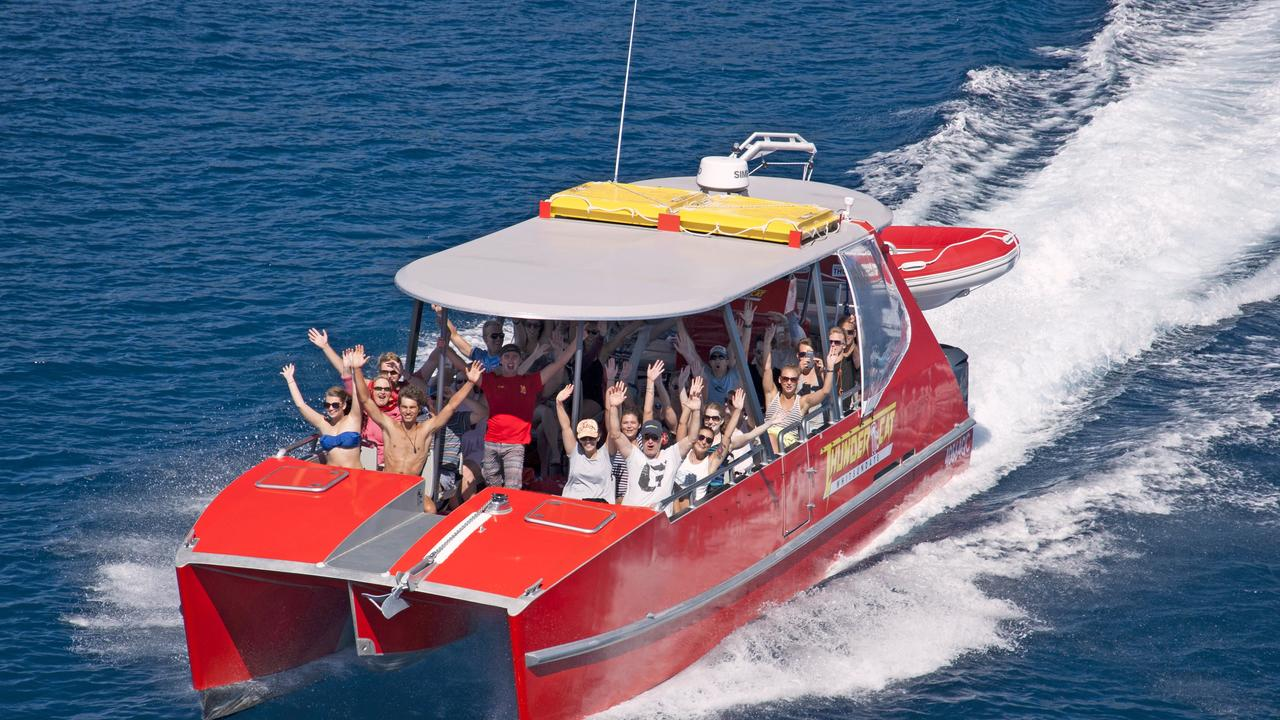 Red Cat Adventures is one of the Whitsundays' most recognised tourism operators.
