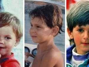 Adorable photos of tennis stars as kids