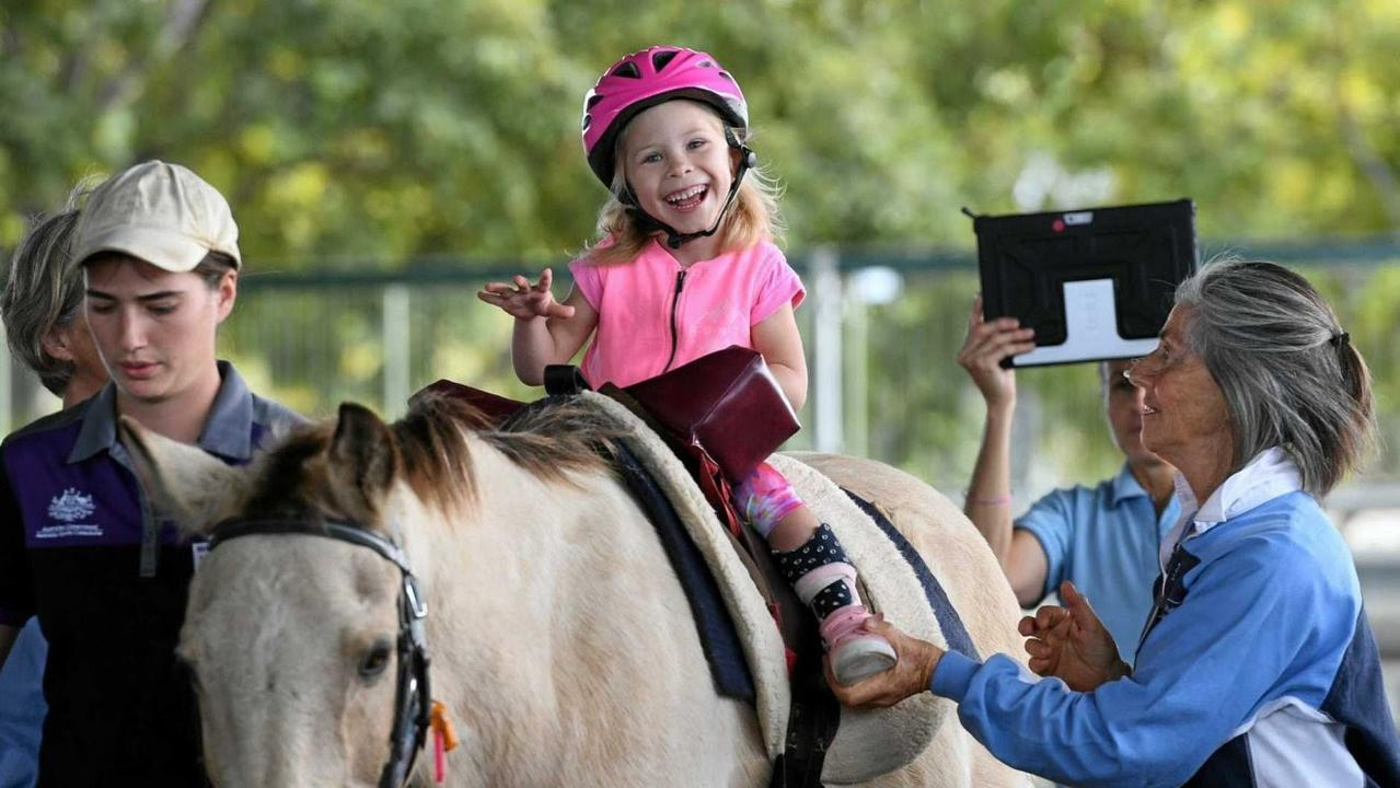 Help save Rockhampton's Riding for the Disabled