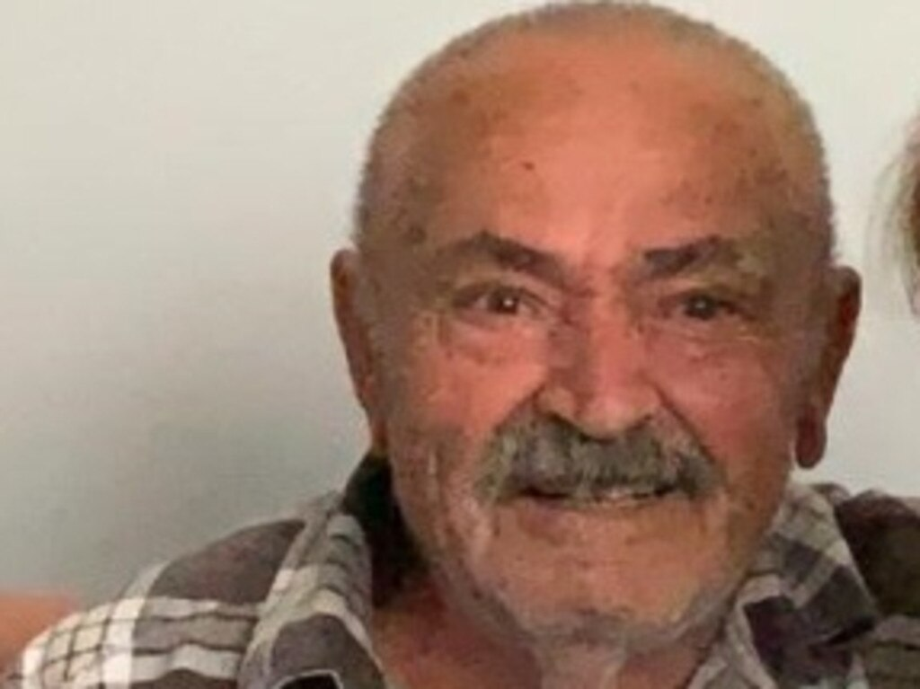 The 87-year-old man died on November 24, around two weeks after the attack. Photo: Victoria Police