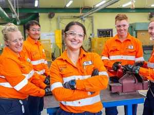 Women topple men in BMA's largest apprentice cohort