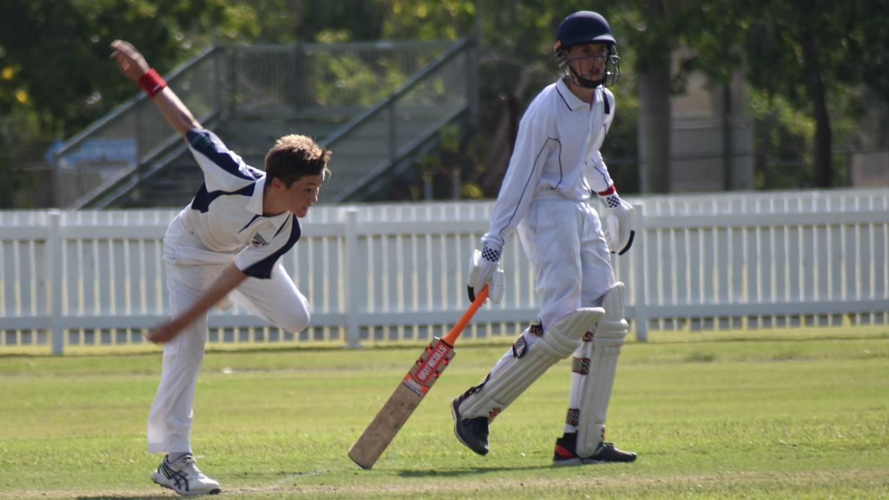 Central Queensland Intercity T20 Junior Carnival, Rockhampton Cricket Grounds.