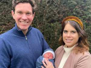 Sweet nod in Eugenie baby name