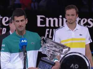 Novak Djokovic: It's been a roller coaster ride