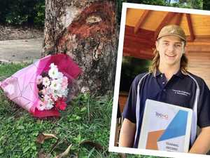 'Top bloke': Young life remembered after bike crash