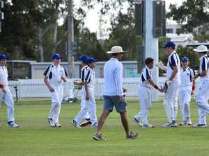 PHOTOS: CQ Intercity T20 Junior Carnival action