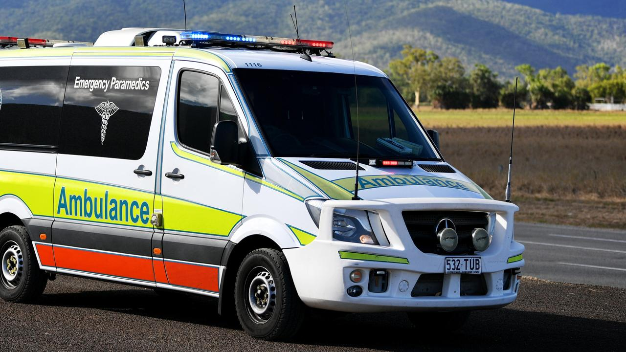 A man has been taken to hospital following a motorbike crash at Amamoor Creek on Sunday. Picture: File
