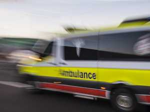 Multi-vehicle crash puts two people in Gympie Hospital
