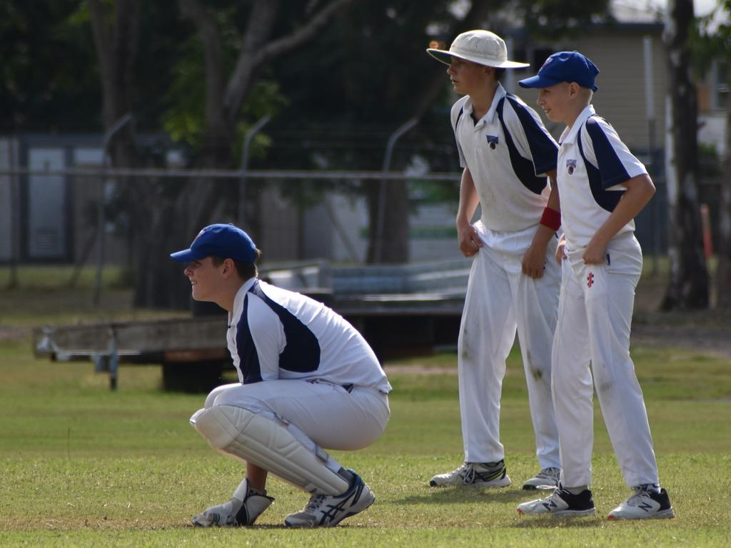 The under-14 and under-16 divisions of the Central Queensland Intercity T20 Junior Carnival are being played in Rockhampton this weekend.