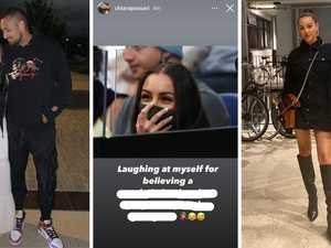 Kyrgios' girlfriend sets alarm bells ringing