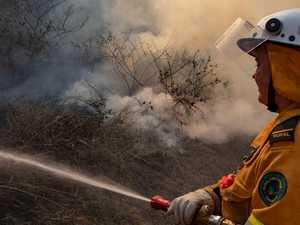 Smoke to impact highway, fireys battle multiple CQ bushfires