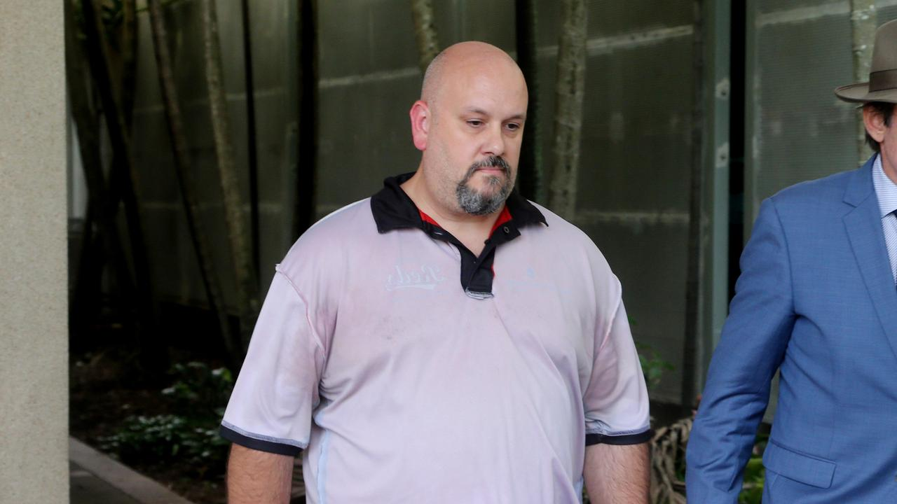 Former Goodstart Early Learning Edmonton centre director Michael Glenn Lewis, 45, has pleaded guilty to manslaughter over the death of a three-year-old boy allegedly left on a bus. PICTURE: STEWART McLEAN