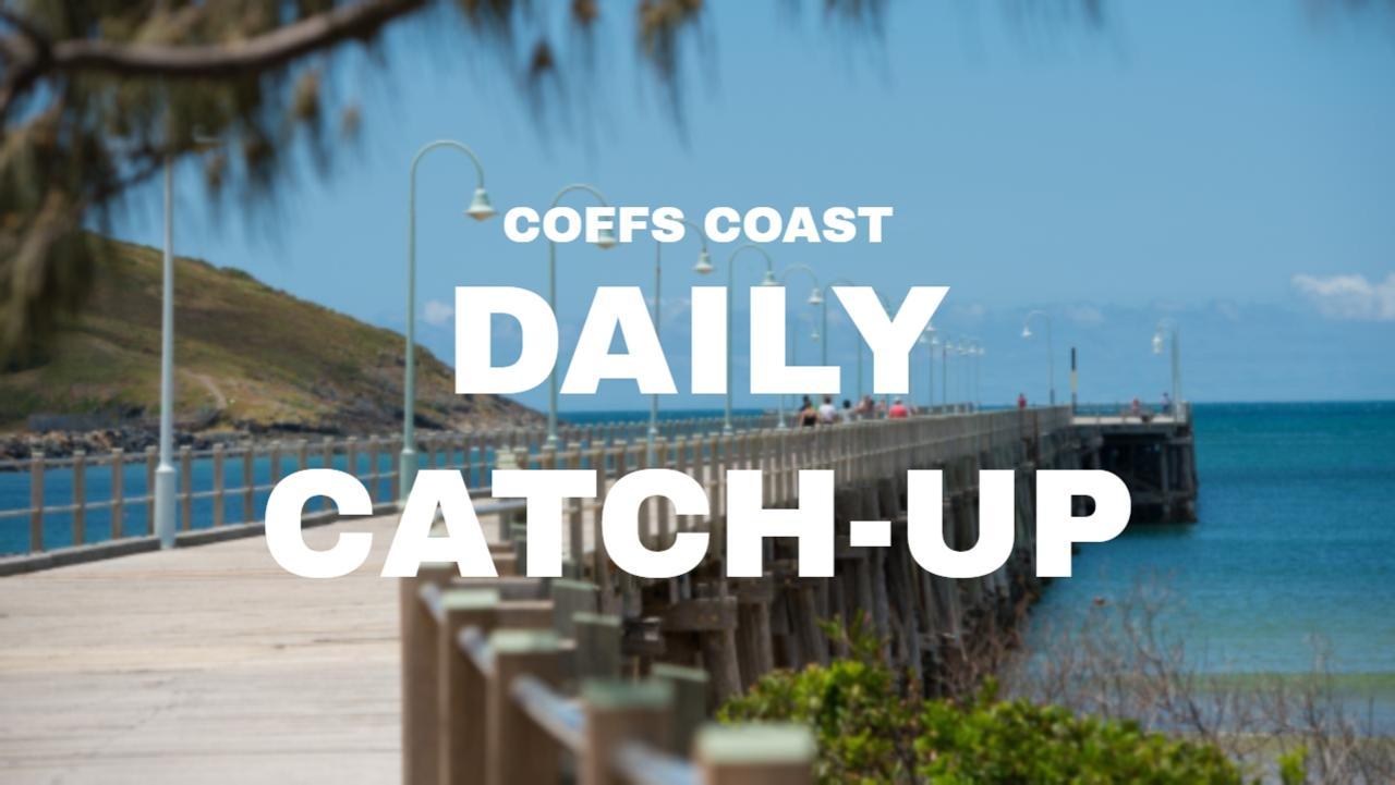 Coffs' Daily Catch-Up.