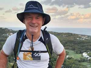 Health worker tackles 9000m in five-day climb marathon
