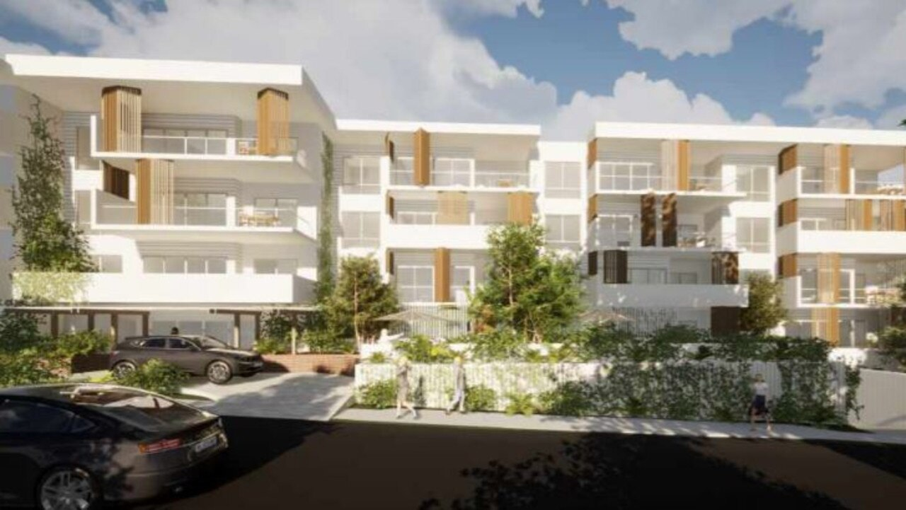 A development application has been submitted to Sunshine Coast Council for retirement village in Beerwah.