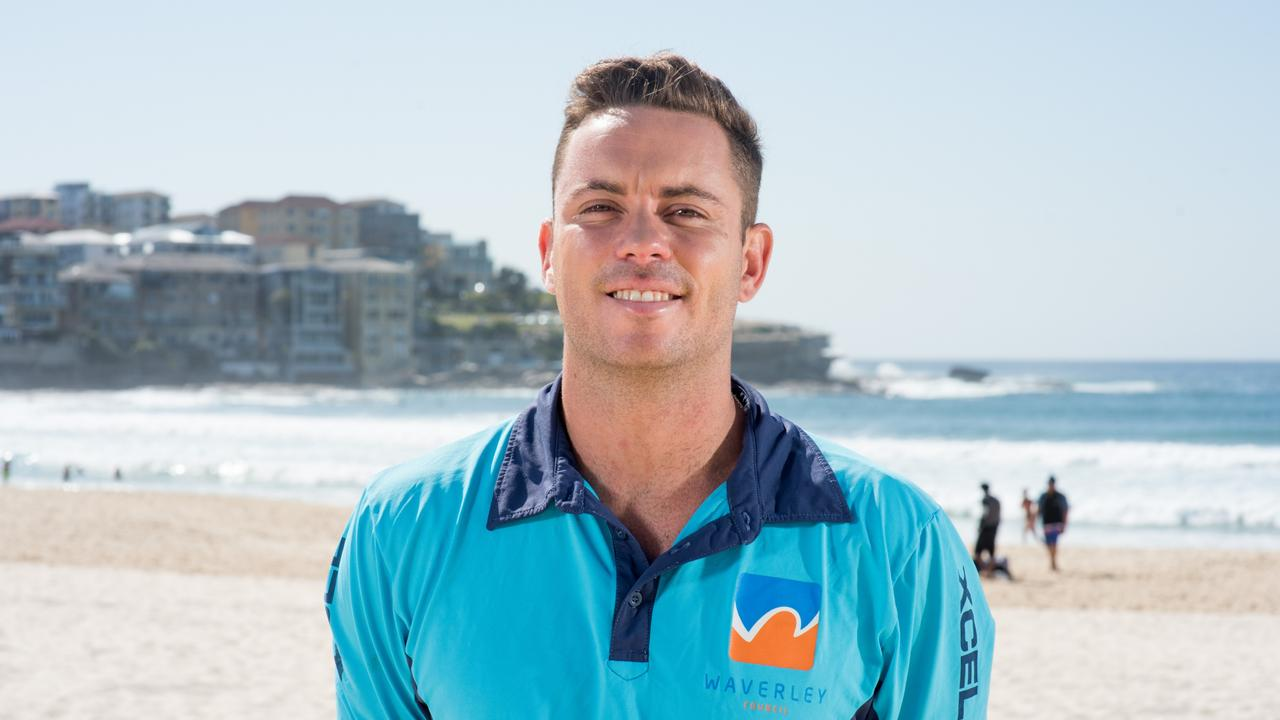 Jackson Doolan, who grew up doing Nippers at Alexandra Headlands and Mooloolaba was a Surf Life Saving Australian champion before he moved to Sydney to become a lifeguard on Bondi Rescue in 2016. Picture: Supplied.