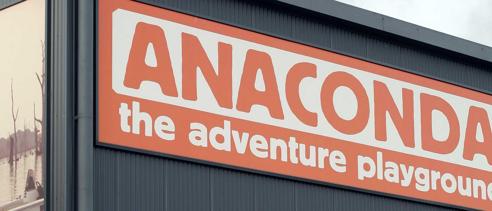 Anaconda store at Everton Park.