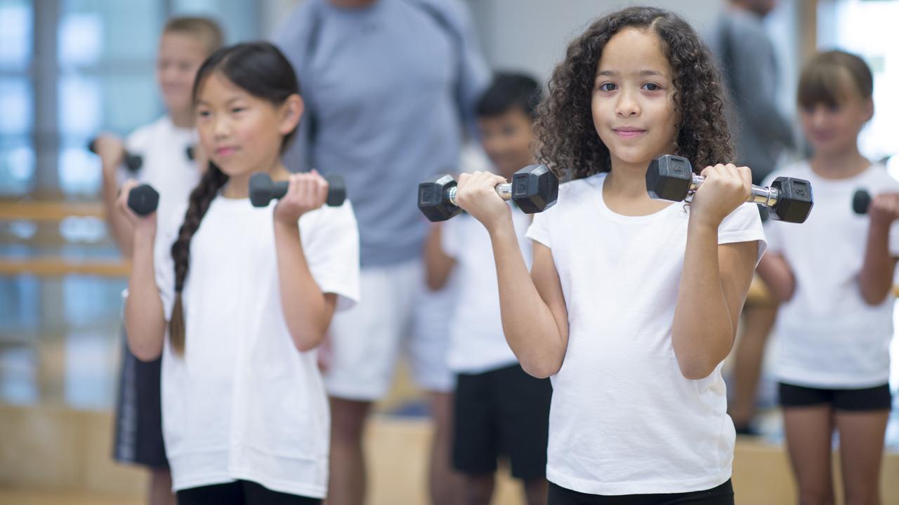 Kids fitness