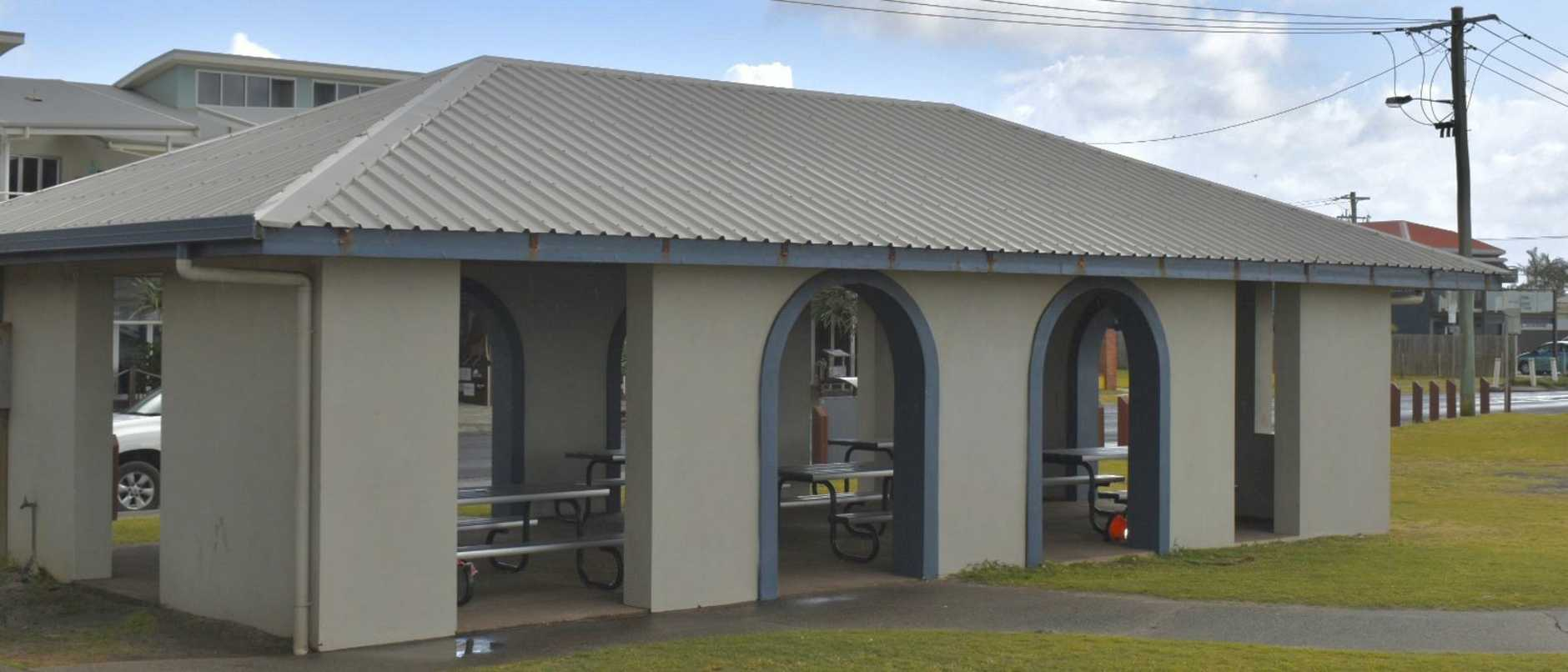 The Pavilion in Lennox Head.