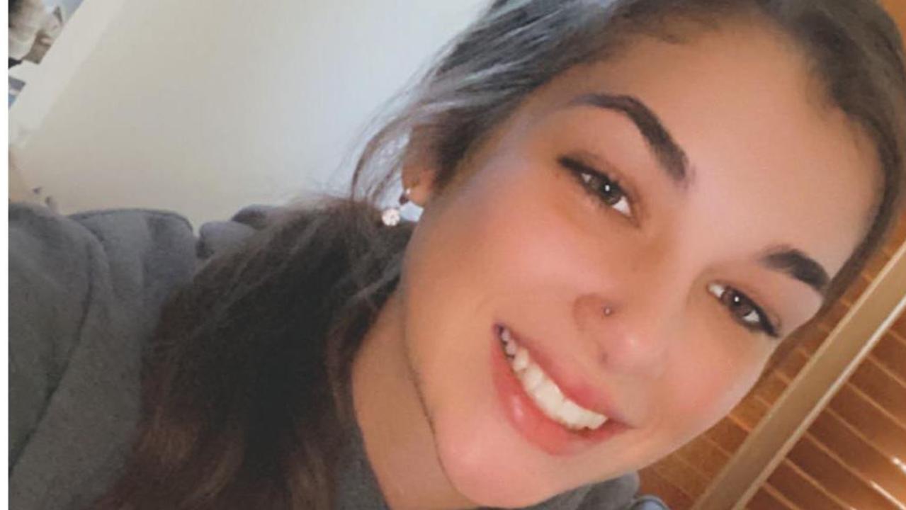 Rhiannon Elizabeth Critchley, 19, pleaded guilty to drug-driving.