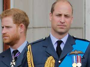 William's fury over Harry's parting shot at the Queen