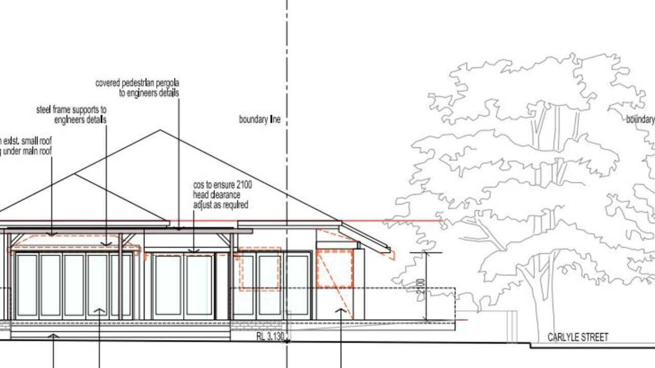 Plans for 101 Jonson St, Byron Bay.
