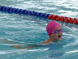 IN PHOTOS: 244 swimmers in action at Rocky meet