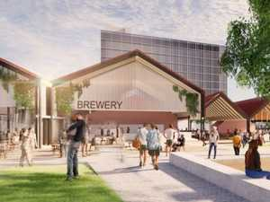 Hospitality hub, brewery planned for new stadium