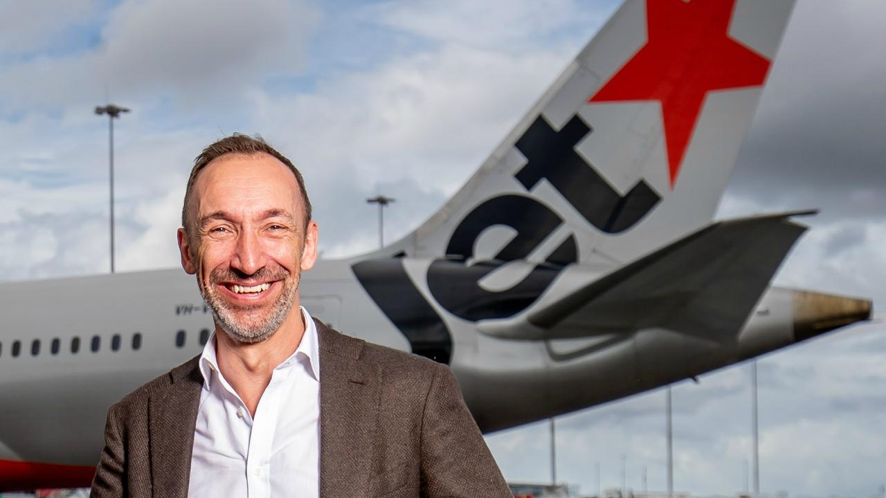 Jetstar CEO Gareth Evans.