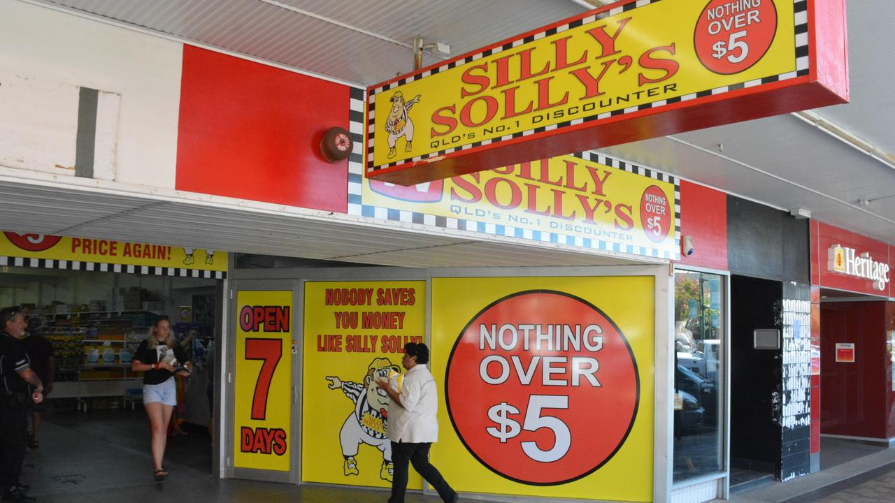 Bundaberg's Silly Solly's opening last year.