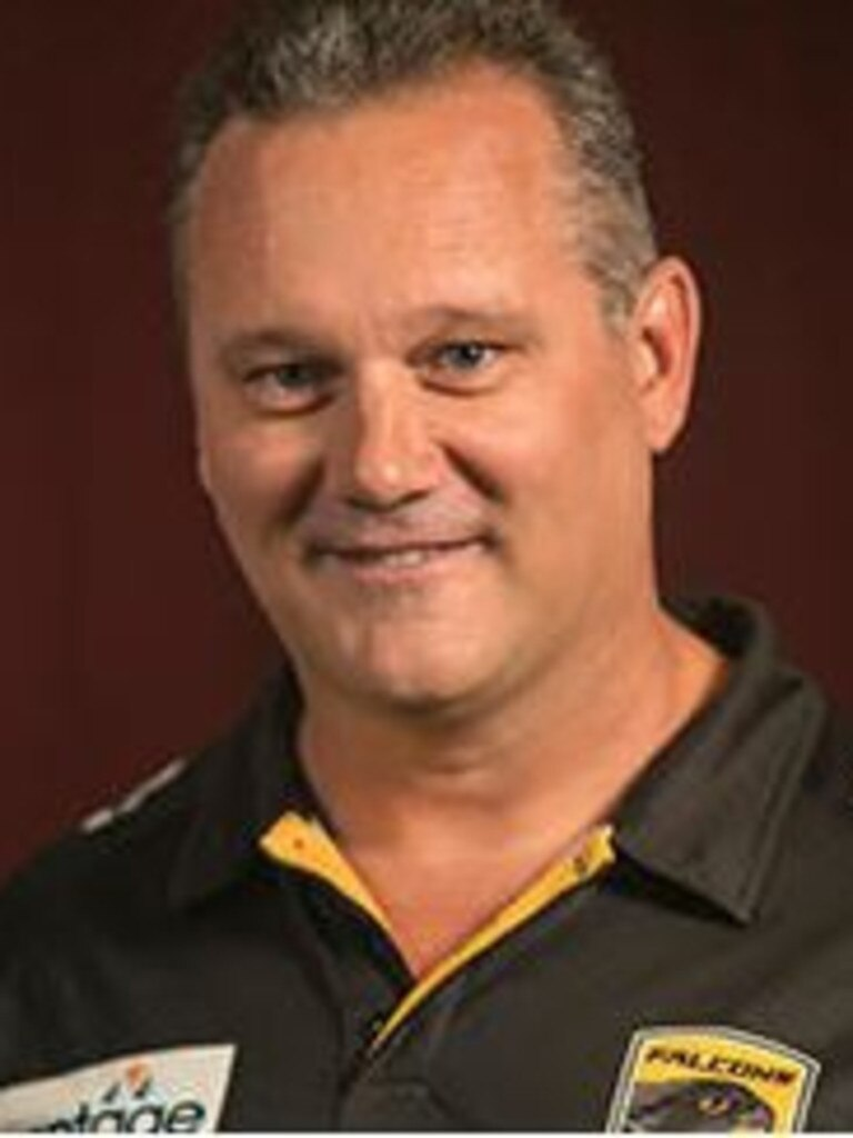 Rugby League Sunshine Coast president Glenn Peatling