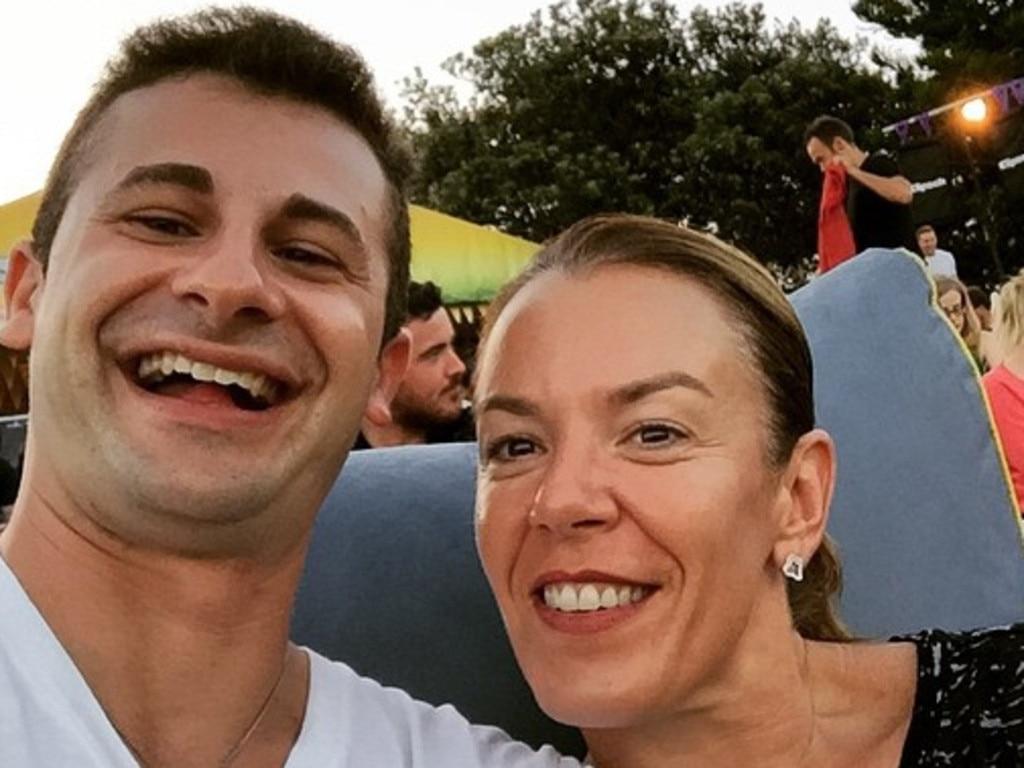 Anthony Koletti and Melissa Caddick, 49.